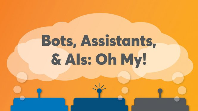 Bots, Assistants, and AIs: What Roles Do They Play in